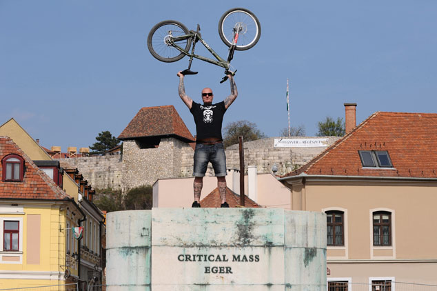 Critical Mass Eger