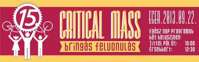 Critical Mass Eger