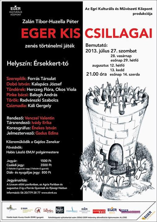 Eger Kis Csillagai