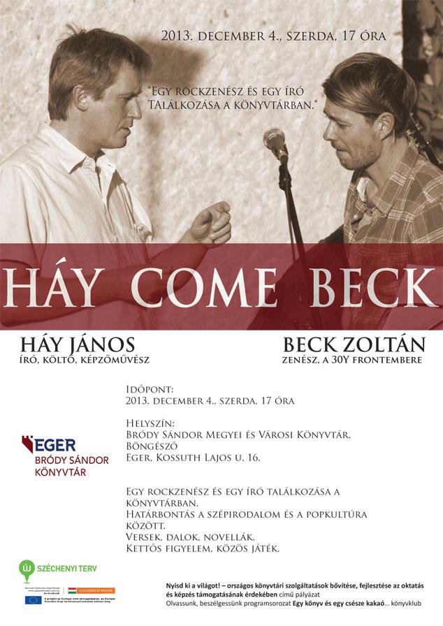 Háy come Beck