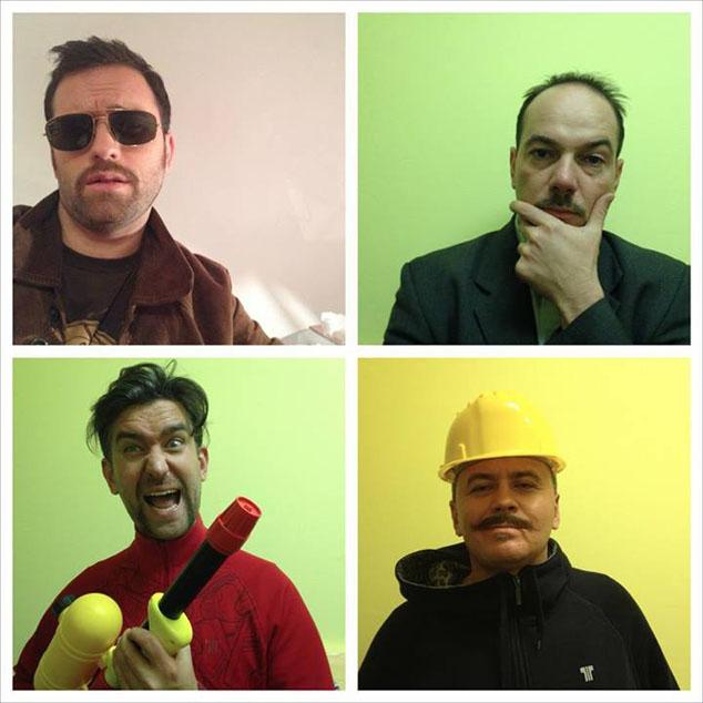Movember - Kerekes Band