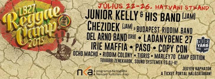 lb27 reggae camp 2015