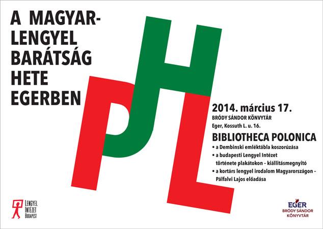 Bibliotheca Polonica - lengyel programok a könyvtárban