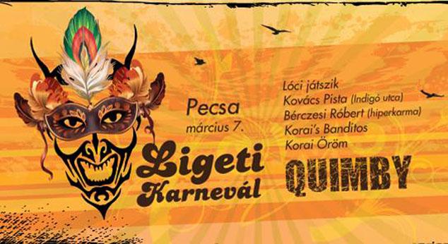 Ligeti karnevál, Pecsa, 2015