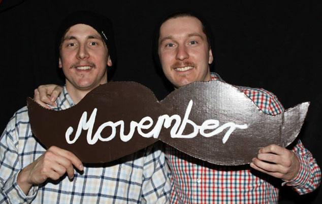 Movember Eger 2013