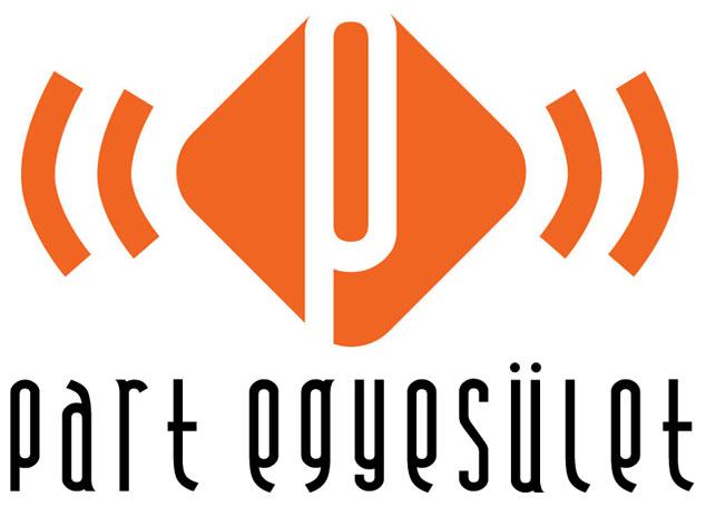 Part Egyesület logo