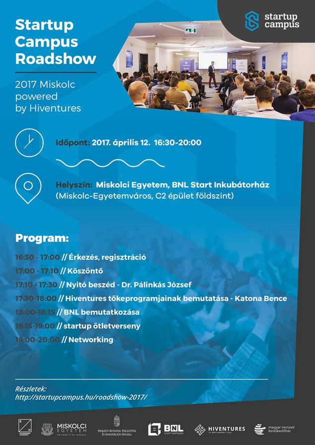 Startup Campus Miskolc
