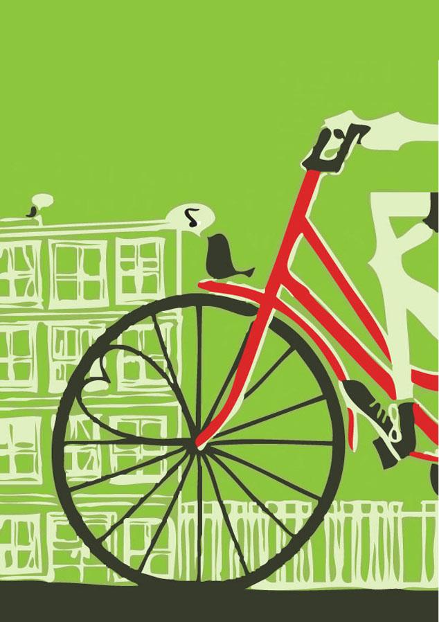 Kerékpáros fejlesztés Egerben