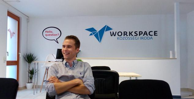 Workspace Eger közösségi iroda